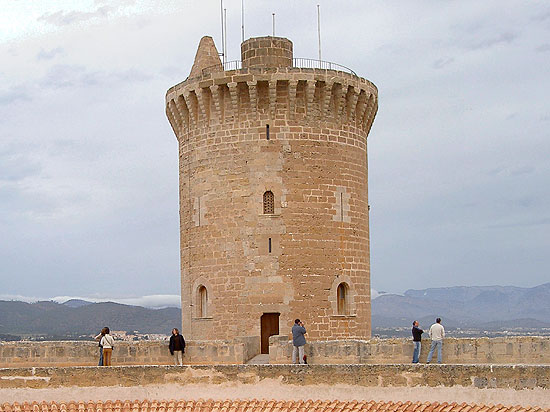 Castell Bellver in Palma